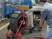 Услуги по профессиональной чистке и обслуживанию промышленной канализации